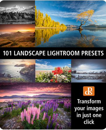 101 LANDSCAPE LIGHTROOM PRESETS - Digital Photography School Resources
