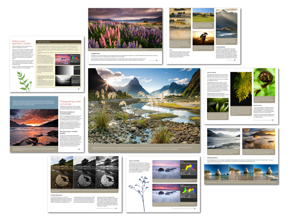 Living Landscapes Guide Contents