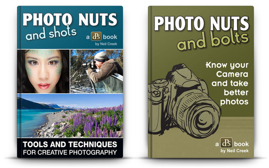 Photo Nuts Books