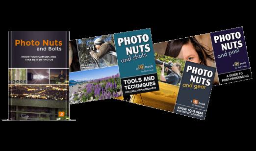Photo Nuts eBooks